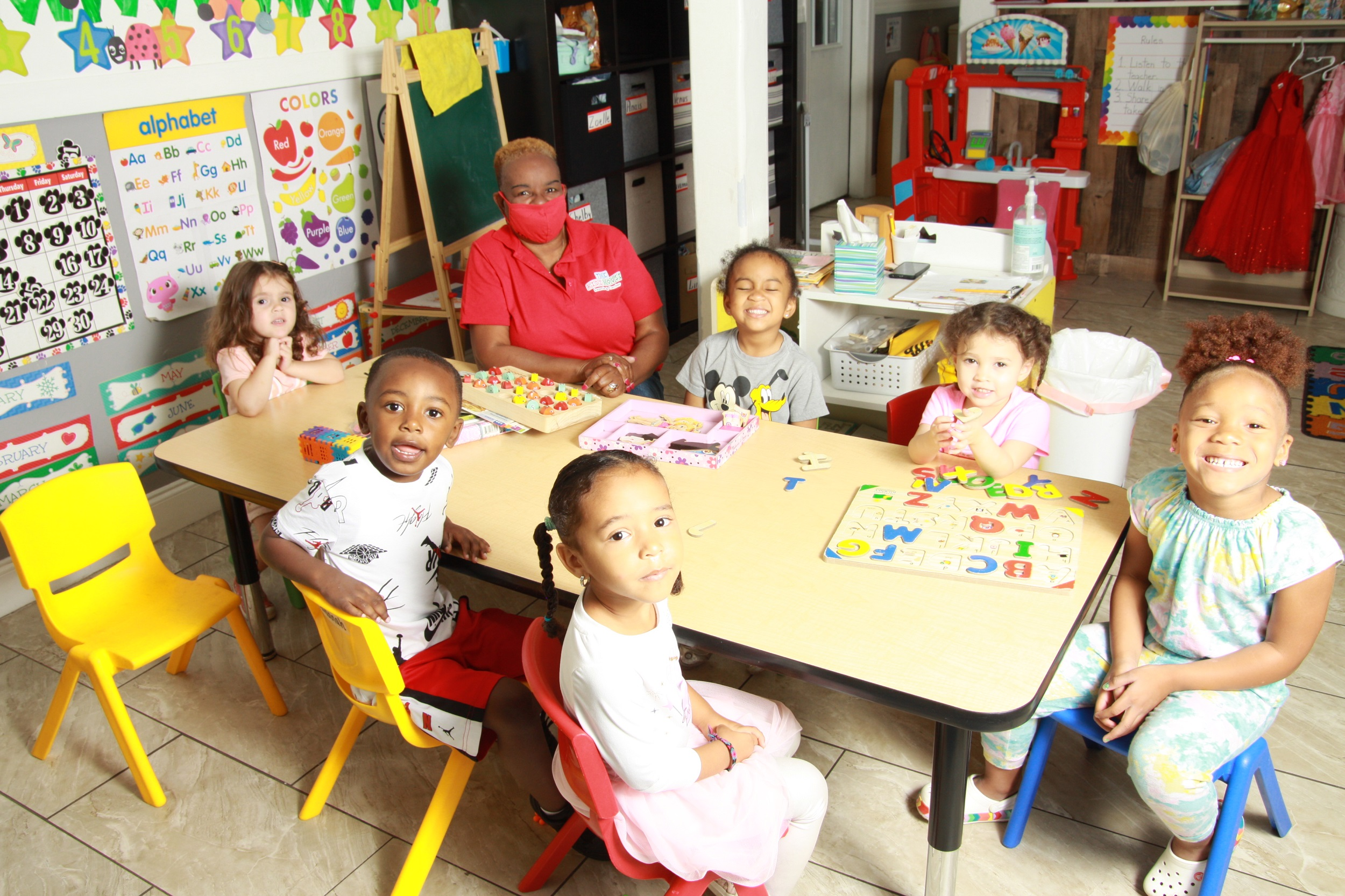 VPK Classroom Time
