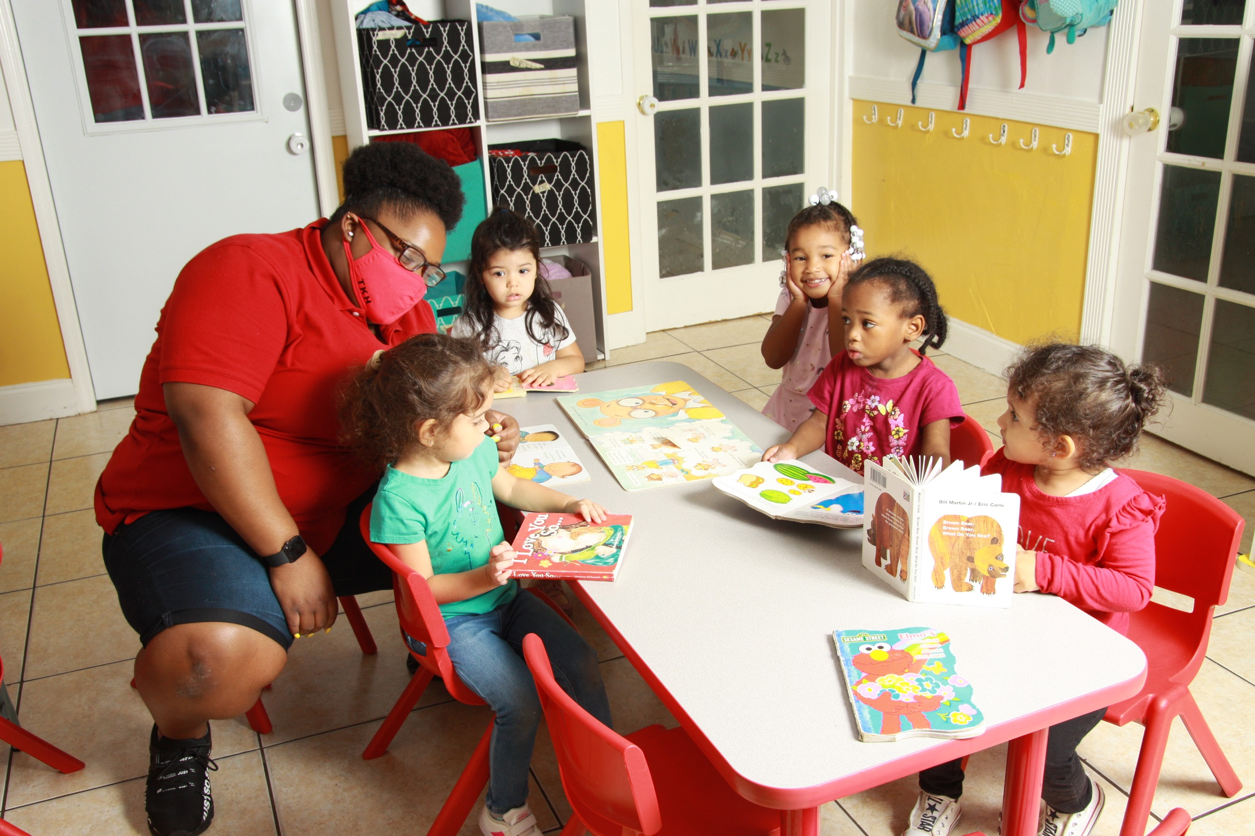 Classroom Time For Our Two Year Olds