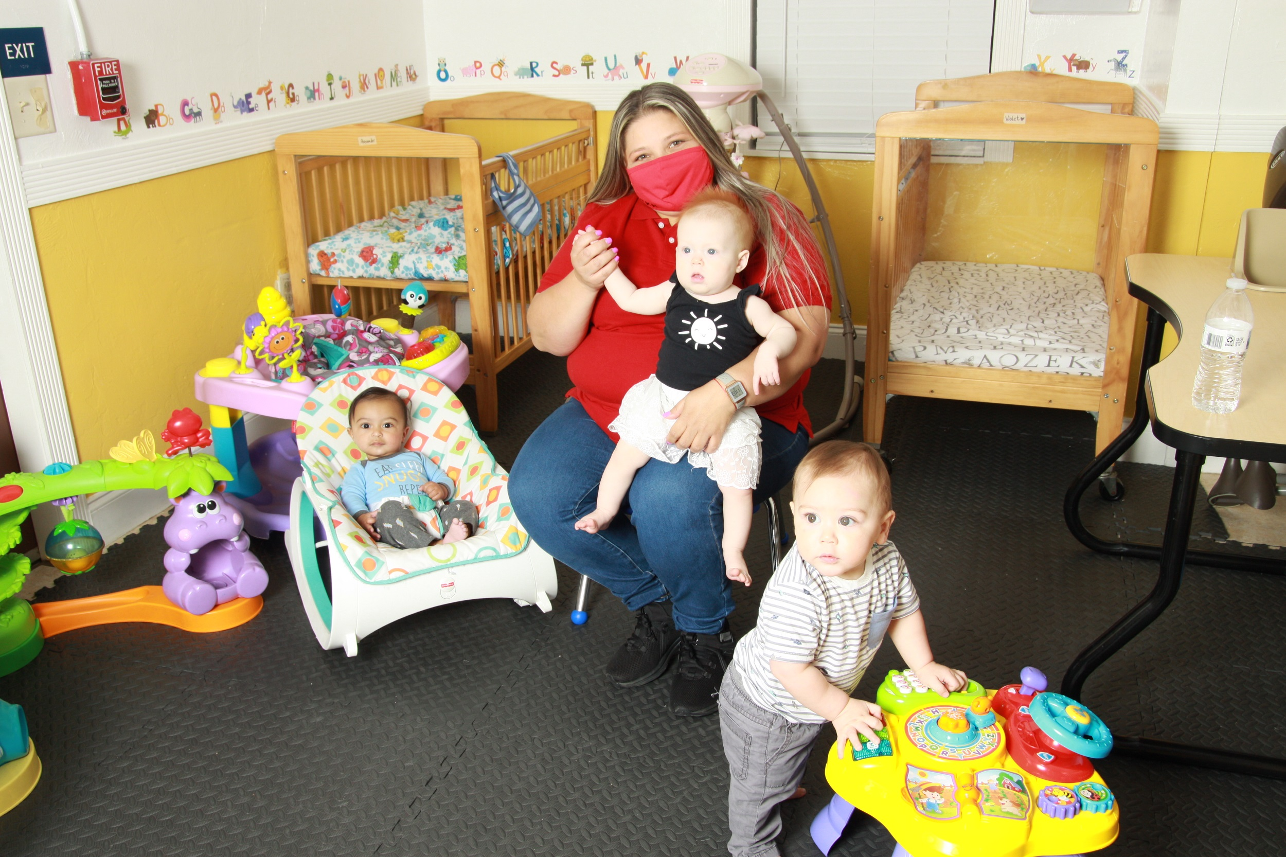 Infant Room Classroom Time