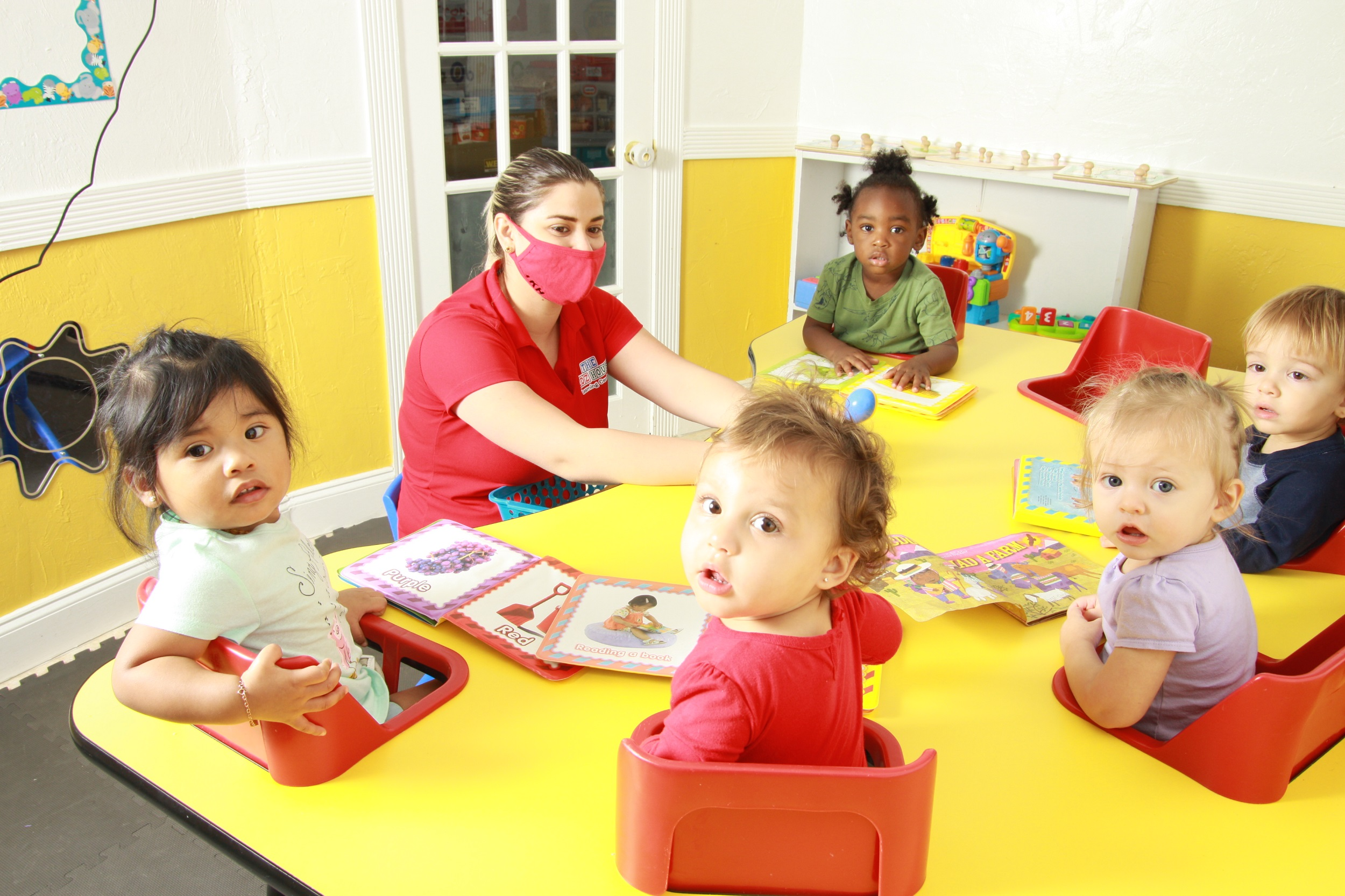 1 Year Old Classroom Time
