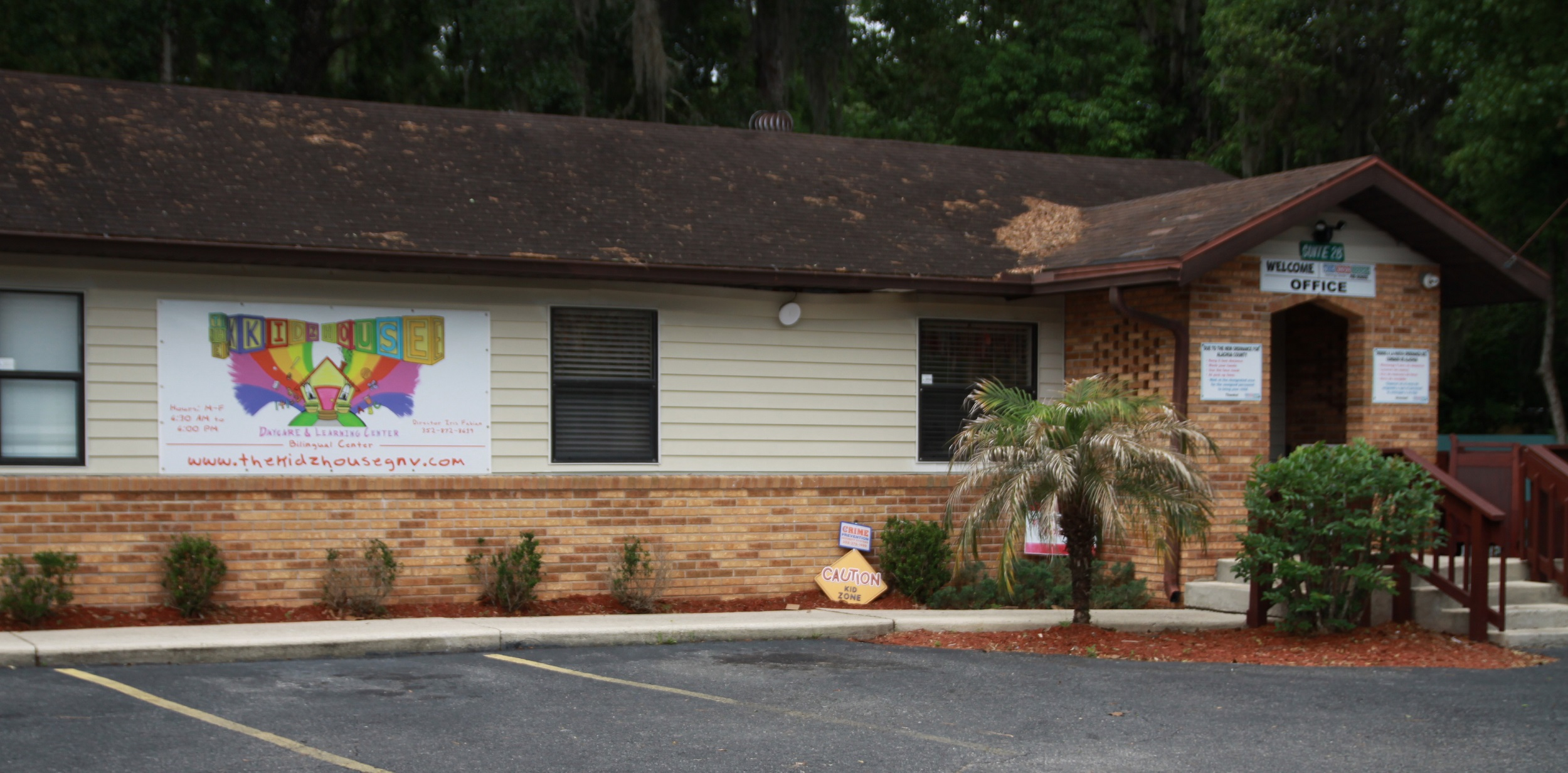 The Kidz House Infant and Toddler Building
