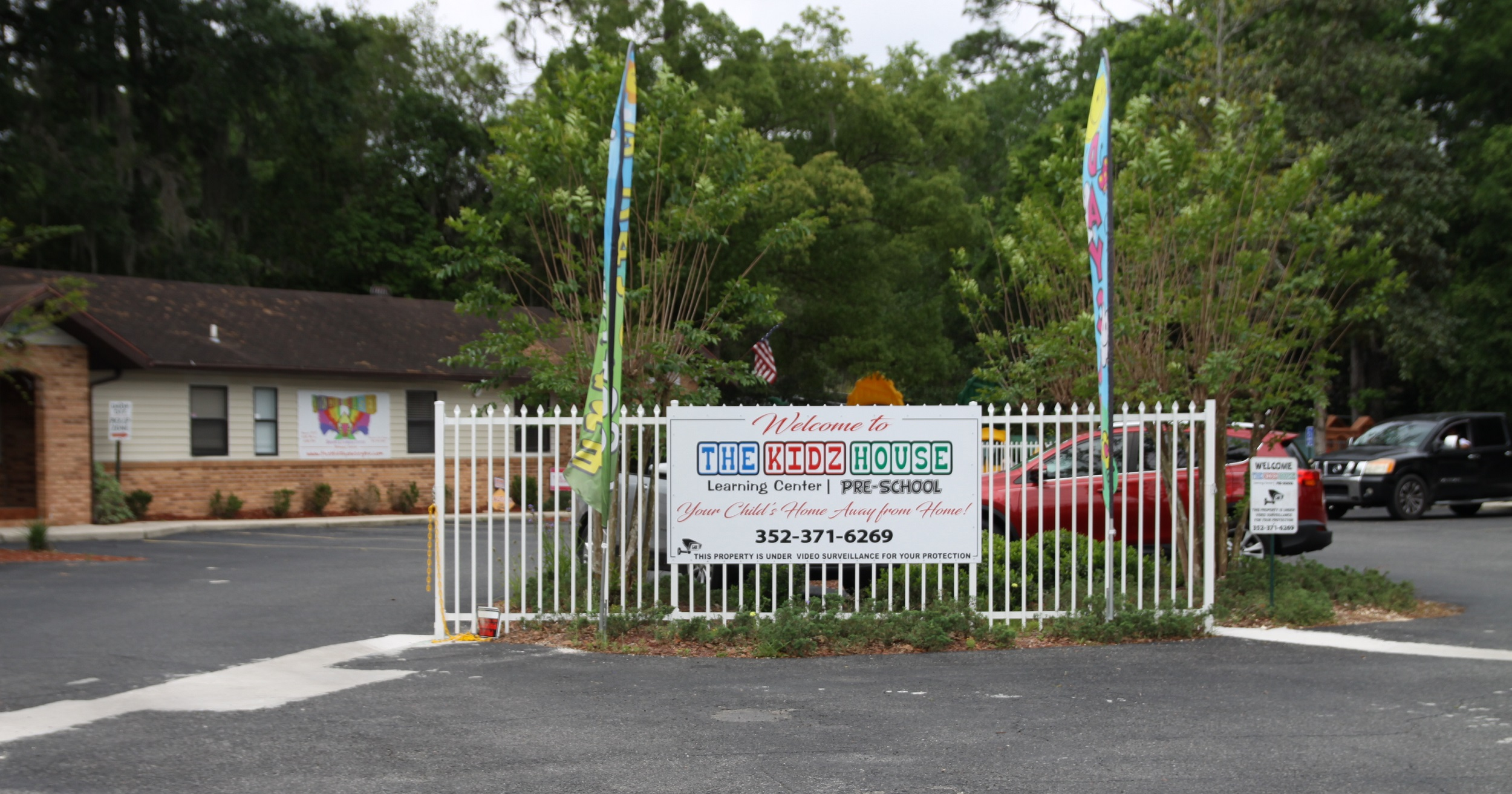 The Kidz House Daycare Facility